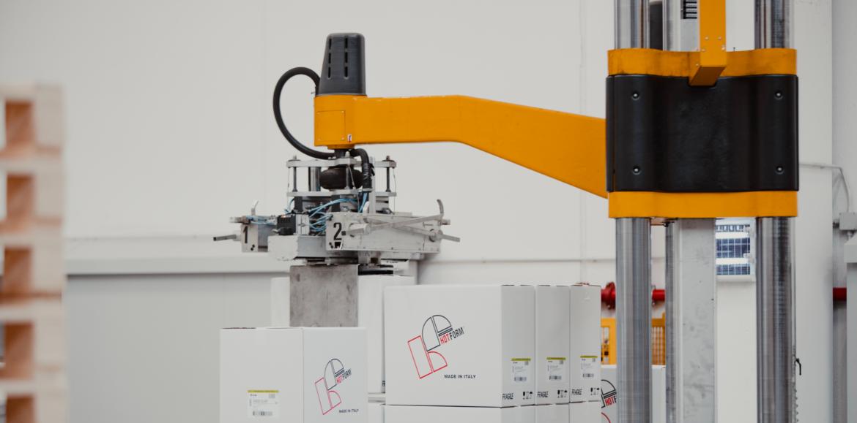 PROIETTATI AL FUTURO: Hot Form verso l'industria 4.0